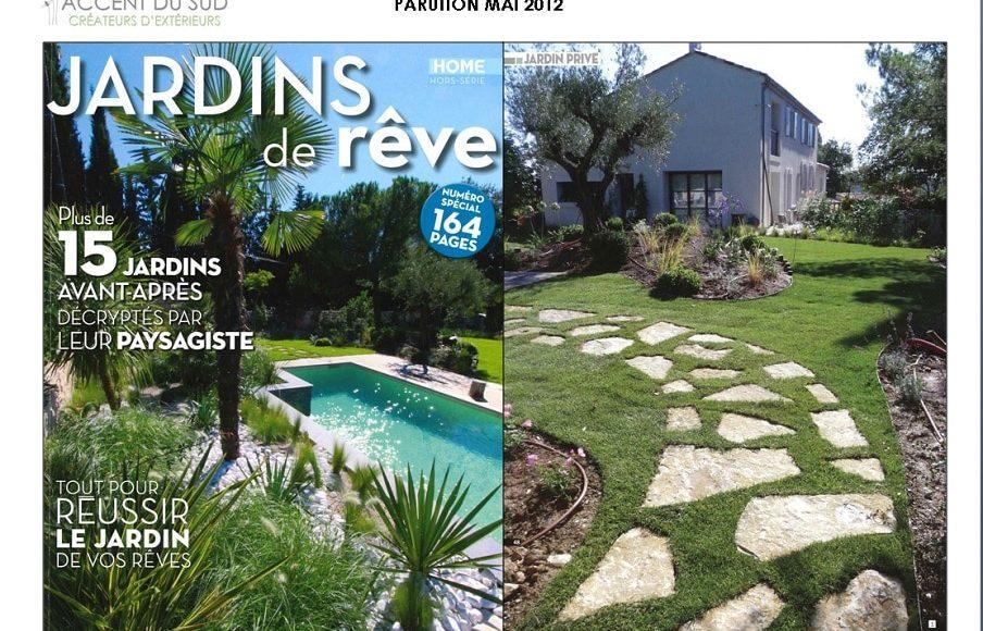Amenagement jardin marseilleAccent du Sud actualité mai 2012