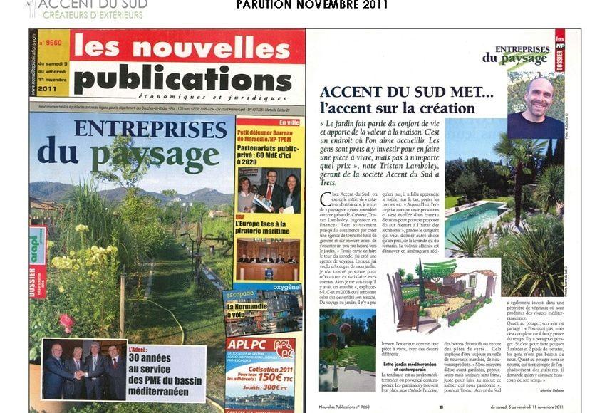 Rénovation piscine marseille actualité novembre 2011