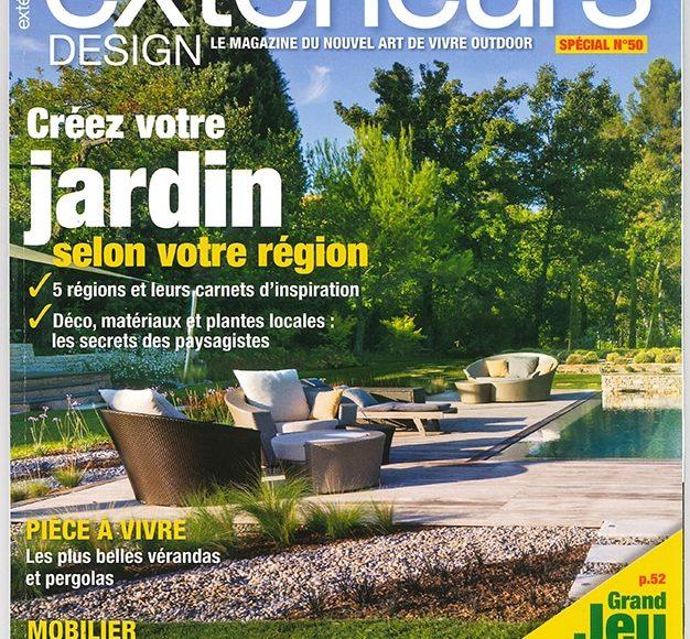 Création espace vert jardin magazine extérieurs Accent du Sud