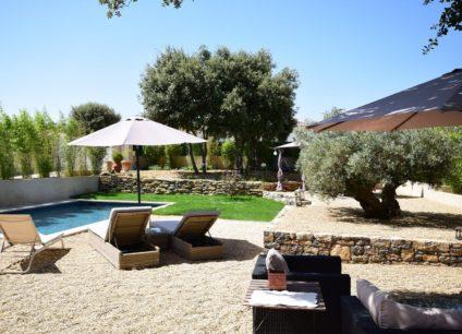 Aménagement jardin extérieur terrasse plage