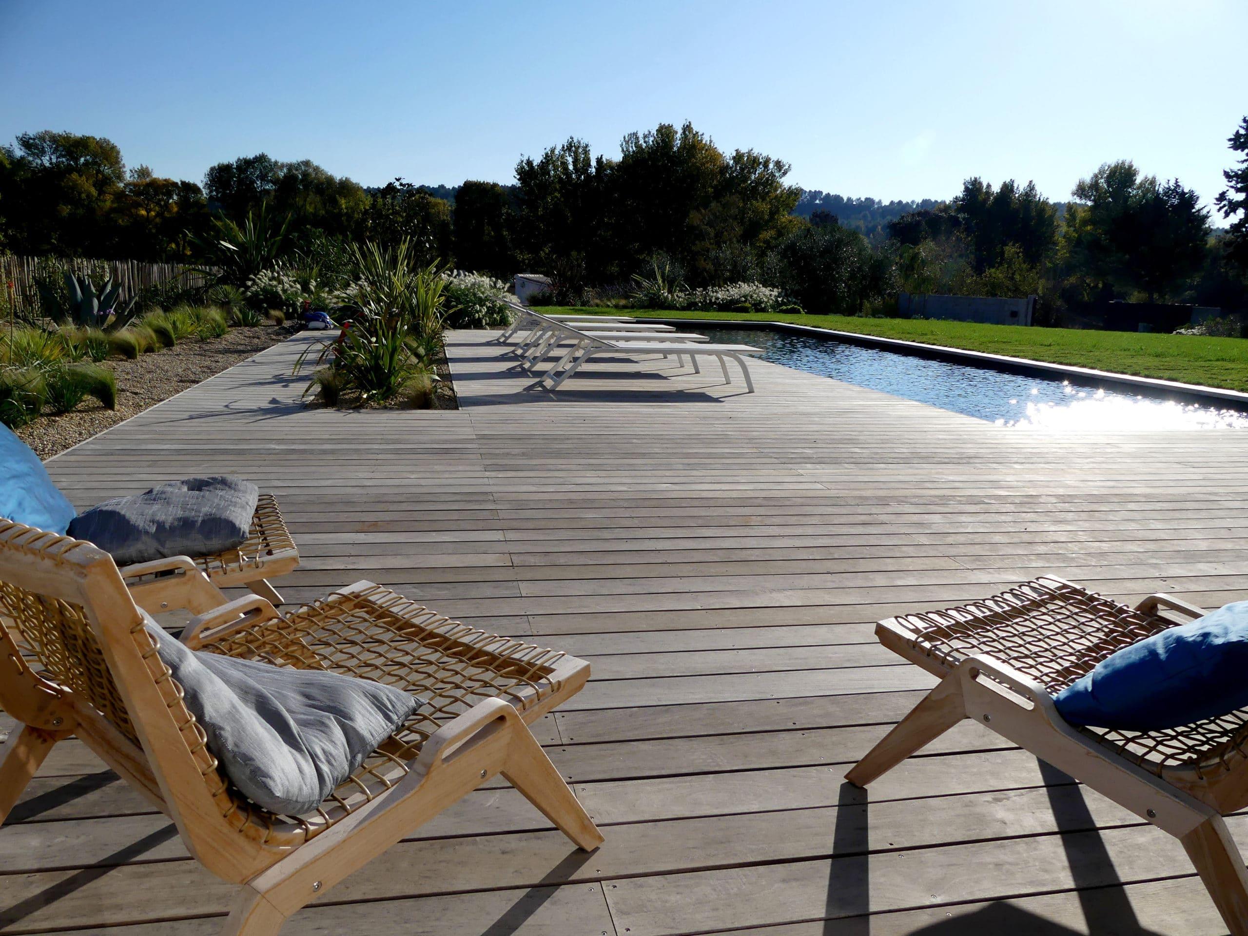Architecte de jardin ambiance zen