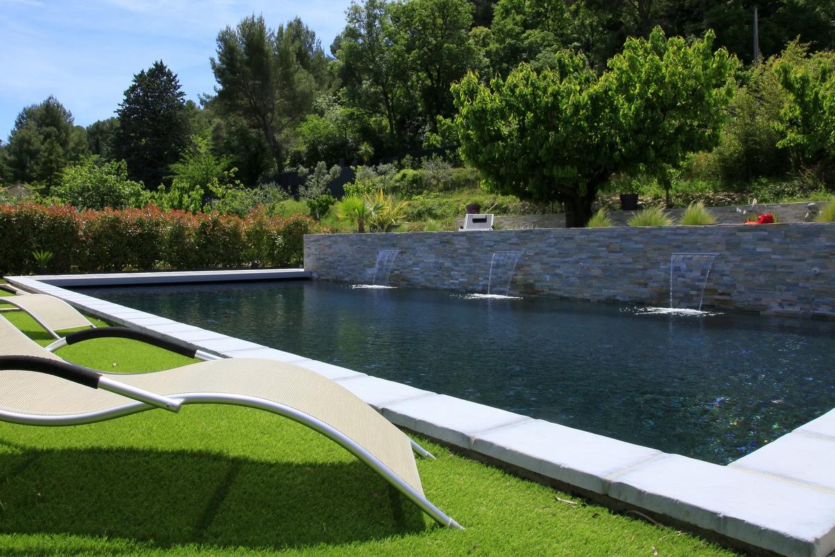 Construction piscine traditionnelleAccent du Sud