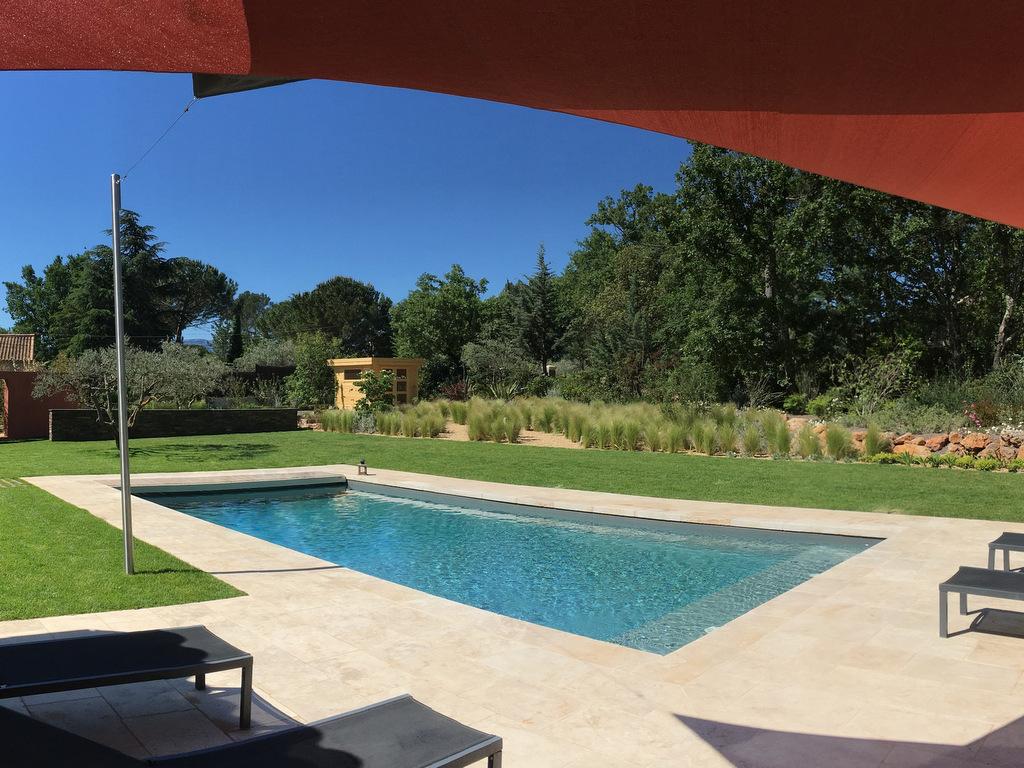 Paysagiste à Aix-en-Provence et constructeur de piscine