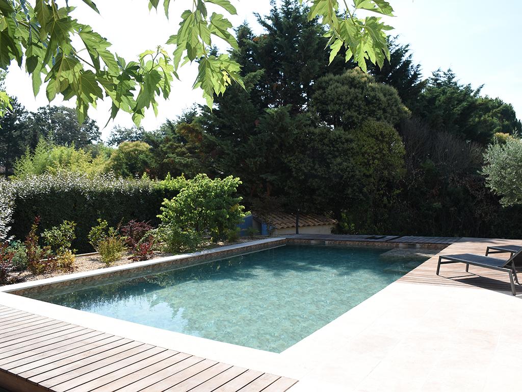 Rénovation piscine revêtement